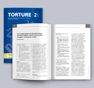 <span>IRCT's Torture Journal —  Magazine layout</span><i>→</i>